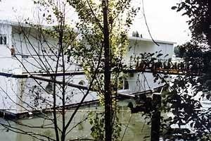 Peniche, vista margem direita do rio Sena