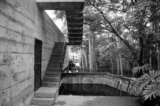 Residência Fernando Millán, São Paulo SP, 1970. Arquiteto Paulo Mendes da Rocha<br />Foto Helio Piñón