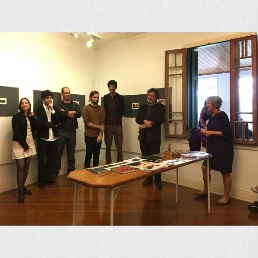 Exposição <i>O estado da arte no ofício</i>, conversa com curador e artistas<br />Foto divulgação