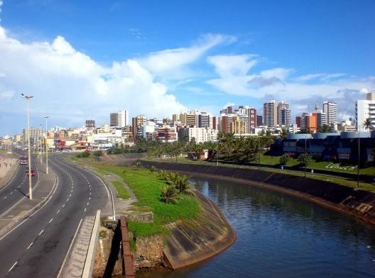 Pituba e o parque Costa Azul<br />Foto Samory Santos  [Flickr Creative Commons]