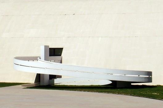 Cidade Administrativa de Belo Horizonte, arquiteto Oscar Niemeyer<br />Foto Abilio Guerra
