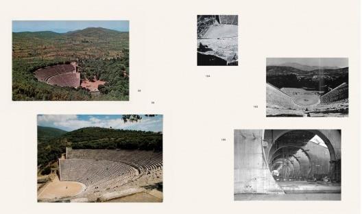 """Interior do livro """"Eduardo Souto de Moura: Atlas de Parede, Imagens de Método"""" [divulgação]"""