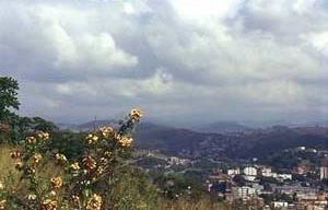 Vista geral da cidade de Cataguases, na Zona da Mata de Minas Gerais<br />Foto Antonio L. D. de Andrade / Cecília Rodrigues dos Santos