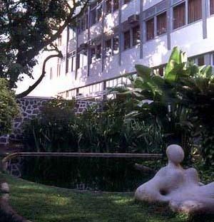 Hotel Cataguases, Cataguases MG. Arquitetos Aldary Henrique Toledo e Gilberto Lyra de Lemos, 1951<br />Foto Antonio L. D. de Andrade / Cecília Rodrigues dos Santos
