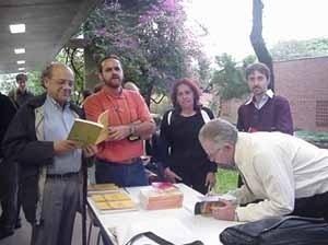 Ângelo Arruda e Frederico Holanda lançam livro<br />Foto Ângelo Arruda
