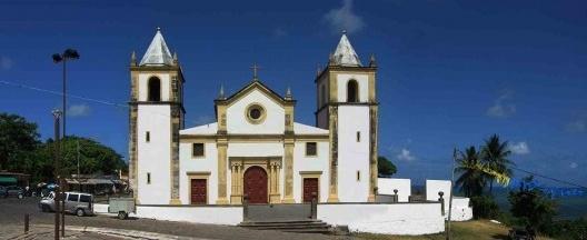 Catedral Sé de Olinda<br />Foto Victor Hugo Mori