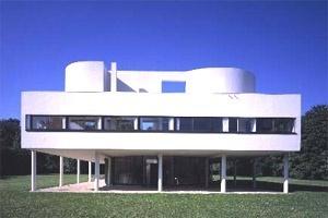 Notre-Dame du Haut, Ville Savoye, França. Le Corbusier, 1928 [Fontadion Le Corbusier www.fondationlecorbusier.asso.fr]