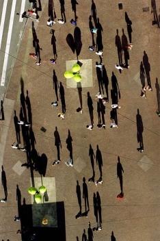 Praça do Patriarca<br />Foto Tuca Vieira/Folha Imagem