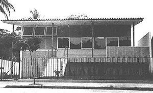 Residência Serafim Amorim (1959-60), Delfim Amorim