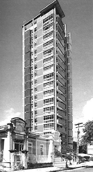 Edifícios Barão do Rio Branco (1965-1969), Delfim Amorim e Maia Neto