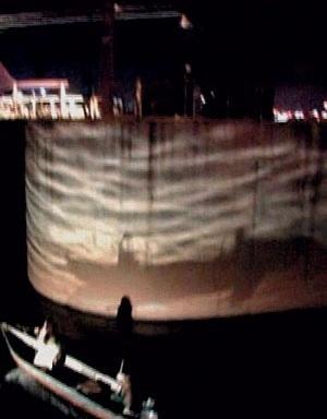 """Stills da peça """"BR-3"""", Teatro da Vertigem, Evaldo Mocarzel / Casa Azul , 2006"""