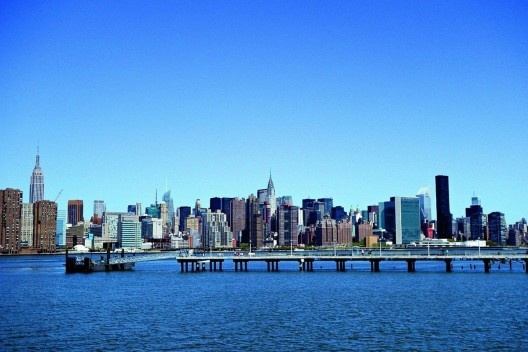 Skyline do Midtown, Nova York<br />Foto Lance J.Brown