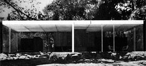 Figura 5 – Mies van der Rohe, Casa 50x50 pés, 1950-51 [CARTER, Peter]