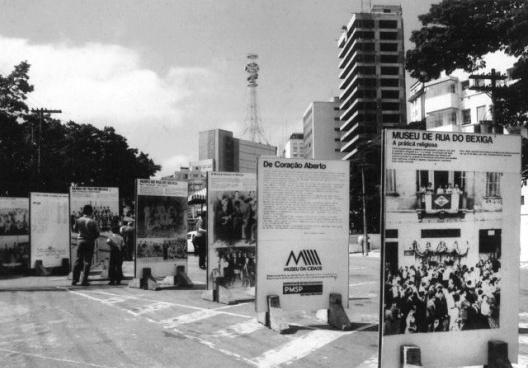 Museu de Rua do Bexiga, dezembro de 1979<br />Foto divulgação  [Museu do Bixiga – Mumbi]