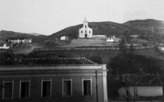 <br />Antiga paisagem de Poços de Caldas  [Museu Histórico e Geográfico de Poços de Caldas]
