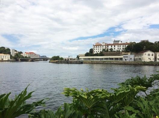 Área central do Rio de Janeiro<br />Foto Abilio Guerra