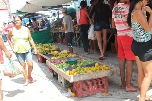 Feira em Traipu<br />Foto Náiade Alves  [Acervo Grupo de Pesquisa Estudos da Paisagem]