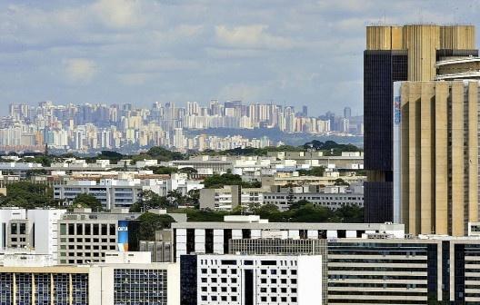 Brasília, a capital federal, 2016<br />Foto Marcello Casal Jr  [Agência Brasil]