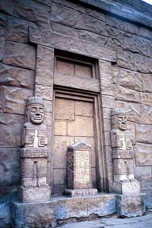 1. Ricardo Jara Malachowski. Museo Arqueológico Larco Herrera (1924). Lima (Perú).