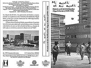 "Capa do vídeo ""Mi multi es mi multi"" [Instituto Mora e Conacyt]"