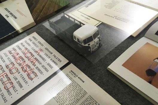 Vista da exposição<br />Foto Abilio Guerra