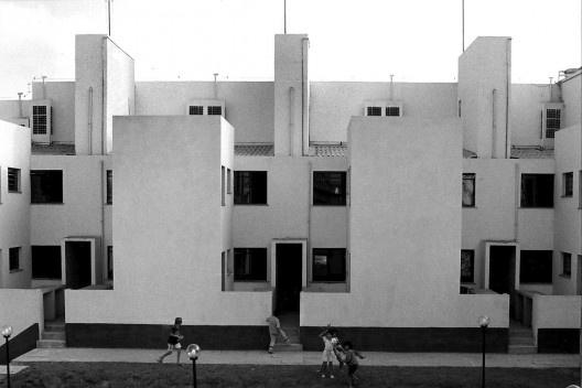 Conjunto Heliópolis I, arquiteto Luis Espallargas Gimenez (Habi/Sehab)<br />Foto Luis Espallargas Gimenez