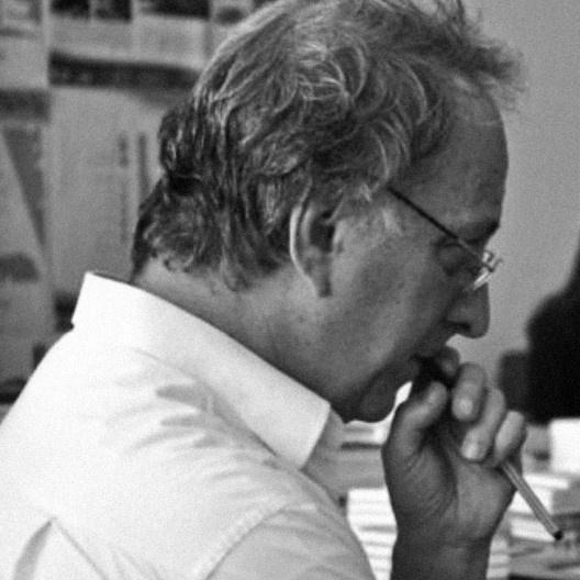 Arquiteto Paulo Jardim de Moraes, professor da FAU UFRJ, falecido em 10 de outubro de 2018<br />Foto divulgação