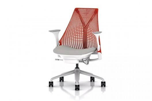 Cadeira Sayl, design Yves Béhar para a Herman Miller<br />Foto divulgação