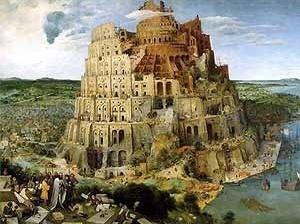 """Pieter Bruegel, """"Torre de Babel"""", 1563. Kunsthistorisches Museum, Viena"""