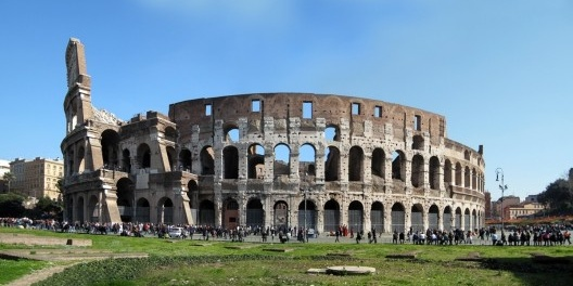 Coliseu, Roma<br />Foto Victor Hugo Mori
