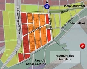 Cidade Multimídia em Montreal, bairro [CDTI – Information Technology Development Centres]