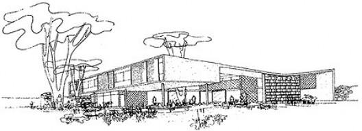 Residência, arquiteto Sérgio Bernardes
