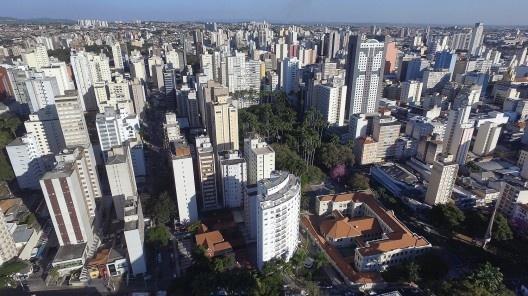 Centro de Campinas<br />Foto Carlos Bassan  [Prefeitura Municipal de Campinas]