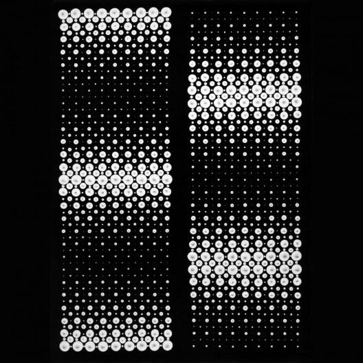Almir Mavignier, <i>Konvex-Konkav II</i>, 1962<br />Imagem divulgação