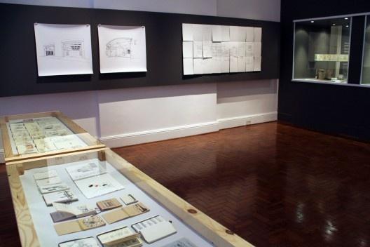 """""""Arquitetura do Desenho"""", MCB, sala 4, São Paulo, 2012. <br />Foto Zeuler Lima"""