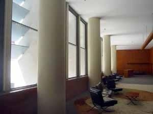 Fig. 6 – Fachada norte del Ministério<br />Foto Francisco J. Martínez