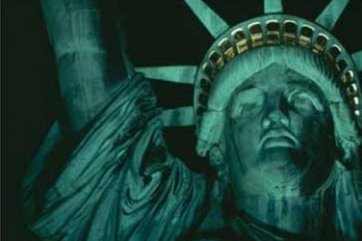 Estátua da Liberdade, iluminação noturna, Nova York<br />Foto divulgação