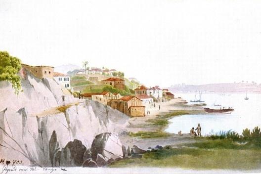 Thomas Ender, <i>Valongo</i>, 1817<br />Imagem divulgação