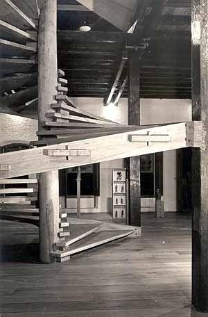 Escada do Solar do Unhão, Salvador, 1963 [Arquivo do Instituto Lina Bo e P.M. Bardi]