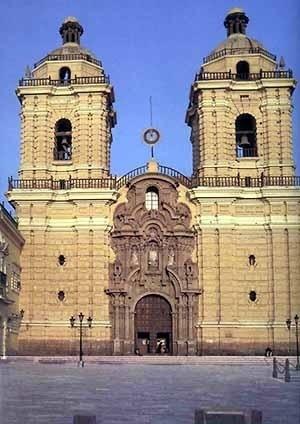 San Francisco de Lima, Peru