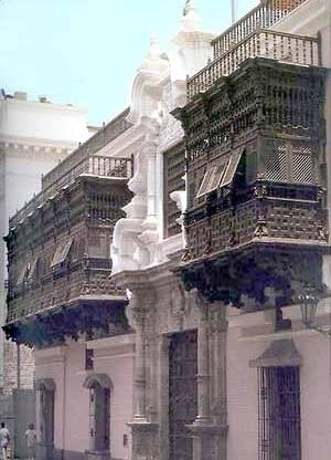 Palácio Torre Tagle, Lima, Peru