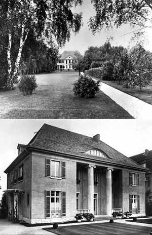 Museu Max Liebermann, Berlim-Wannsee Nedelykov Moreira Architekten, 1995-2004