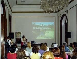 Sessão 1, com Sandra Mello