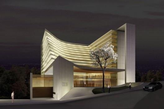Concurso da Nova Sede do Conselho Regional de Medicina de Minas Gerais
