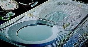 Sapporo Dome - Sapporo, Hokkaido - 1997-2001