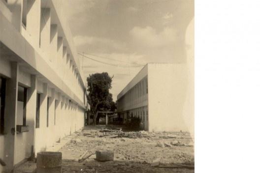 Os antigos Institutos de Física, Matemática e Química da UFC (1965) [Museu de Arte da UFC]