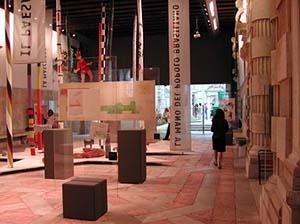 """Exposição Lina Bo Bardi, """"A Liberdade da Arquitetura"""", Ca' Pesaro, Canal Grande"""