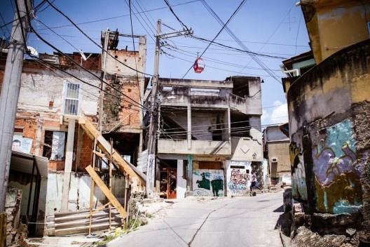 Favela da Maré, Rio de Janeiro, Brasil, 2013 <br />Foto Espocc Maré  [Creative Commons]
