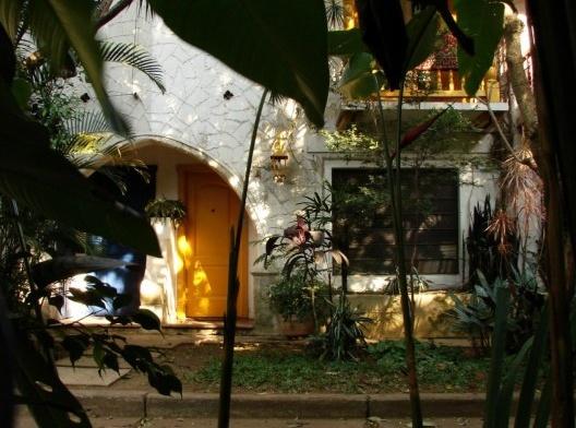 Vila residencial na Vila Mariana, São Paulo<br />Foto Dado Motta Carvalho