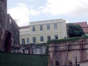 Imóvel recuperado para habitação de interesse social<br />Foto: Paula Marques Braga, Jun / 2008
